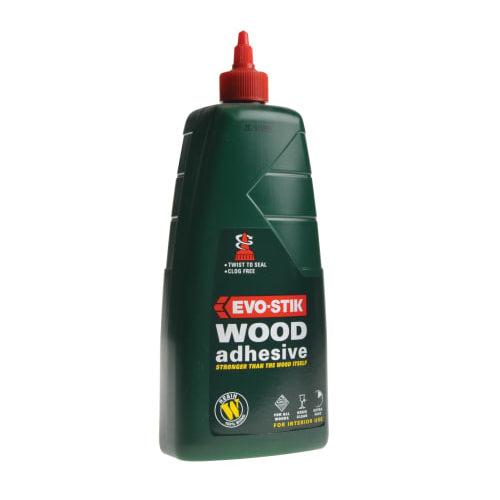 Evo-Stick 715615 Resin Wood Adhesive (1 Litre)