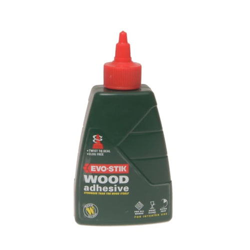 Evo-Stick 715615 Resin Wood Adhesive (250ml)