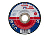 Faithfull 115 x 6.5mm Metal Grinding Disc (4 1/2'')