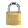 Faithfull 30mm Brass Padlock (3 Keys)