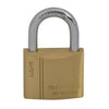 Faithfull 40mm Brass Padlock (3 Keys)