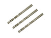 2mm HSS Steel Drill Bits (3 Pack)
