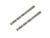 3mm HSS Steel Drill Bits (2 Pack)