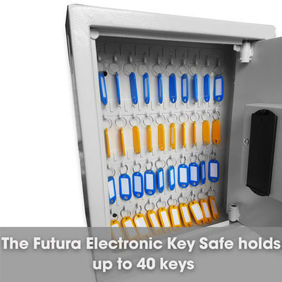 Futura 40 Key Safe Digital Key Cabinet Safe Box