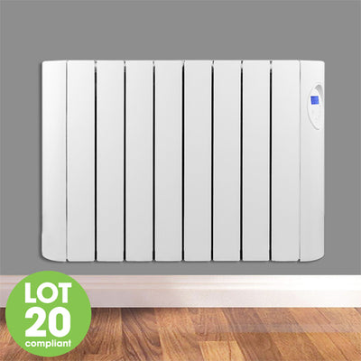 Futura 1500w Aluminium Oil Filled Electric Radiator