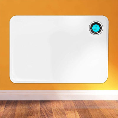 Futura 1000w Slim 24/7 Digital Timer Bathroom Panel Heater