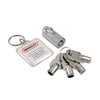 Bradley Trailer Hitch Lock Kit (4 Keys)