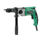 Hitachi 790watt 1/2'' Keyless Impact Drill (230v)