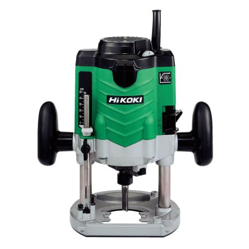 "HiKOKI M12VE ½"" Variable Speed Router (230v)"