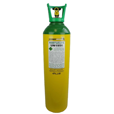 Hobbyweld 15% CO2 +PLUS 20 Litre Welding Gas (REFILL)