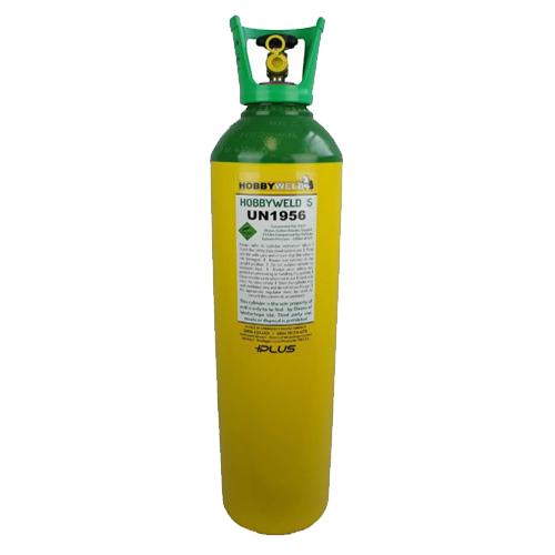 Hobbyweld 5% CO2 +PLUS 20 Litre Welding Gas (NEW)