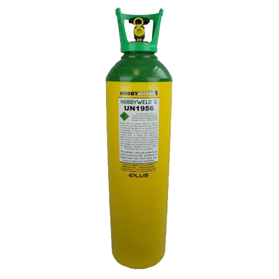Hobbyweld 5% CO2 +PLUS 20 Litre Welding Gas (REFILL)