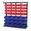 Jefferson 47pc Free Standing Storage Bin System