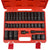 Jefferson 34pc 1/2'' Standard & Deep Impact Socket Set