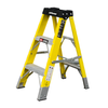 Jefferson 3 Tread Fibreglass Step Ladder