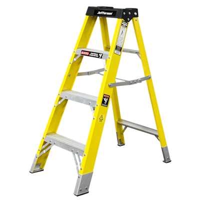Jefferson 4 Tread Fibreglass Step Ladder