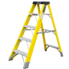Jefferson 5 Tread Fibreglass Step Ladder
