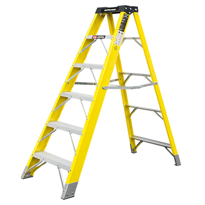 Jefferson 6 Tread Fibreglass Step Ladder
