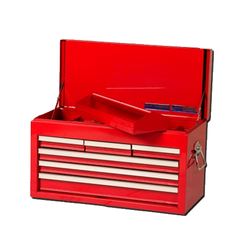 Jefferson 6 Drawer Top Box (660 x 305 x 365mm)