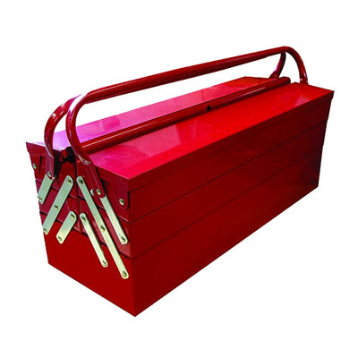 Jefferson 5 Tray 22'' Cantilever Tool Box