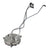 Jefferson 24'' Stainless Steel Surface Cleaner