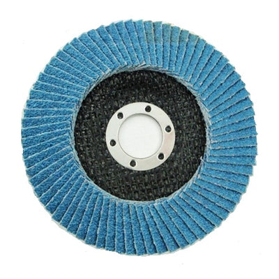 Box Deal - x10 115mm Zirconium Oxide Flap Disc (36 Grit)