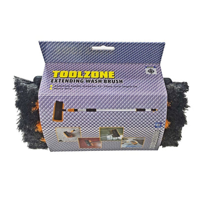 Toolzone 2M Extending Car Wash Brush