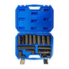 Toolzone 14Pc Diesel Inj./ Lambda Socket Set