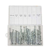 8mm Bolt & Nut Assortment Set (100pc)