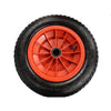 350mm x 85mm 4 Ply Replacement Wheelbarrow Wheel