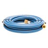 5/16'' x 10M Oxygen Hose - 8mm c/w 3/8'' Fittings