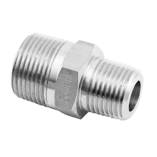 PCL 3/8'' Male x 1/4'' Male Reducing Nipple