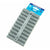 Rawlplug 10mm x 36mm Grey Uno Wall Plugs (80pk)