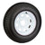 Spare Wheel for Single Axle Trailer
