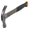 Stanley 20oz (570g) Fibreglass Shaft Curved Claw Hammer