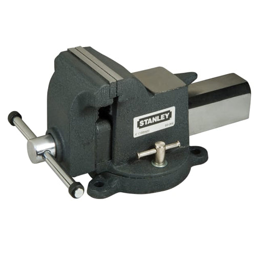 Stanley 4'' Max Steel Heavy Duty Bench Vice