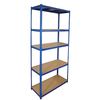 2.2M Heavy Duty Boltless 5 Tier Shelving Unit (1200 x 450mm)