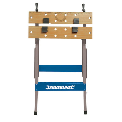 Silverline 100kg Portable Workbench (560 x 110mm)