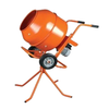 Terratek 140L Electric Cement Mixer c/w Stand (375w) 1/2 Bag