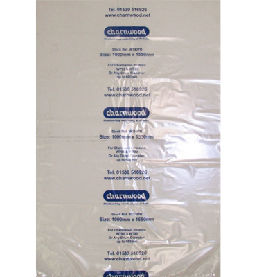 Polythene Bags for 600mm Diameter Dust Extractors (10pk)