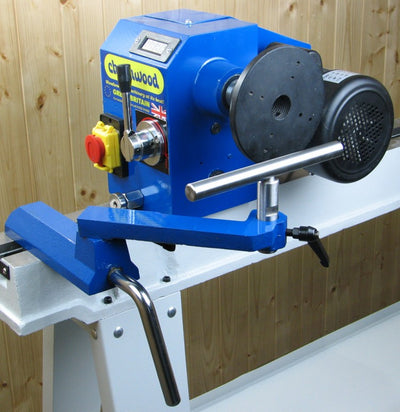 Charnwood 14 x 43'' Variable Speed Wood Lathe Package Deal