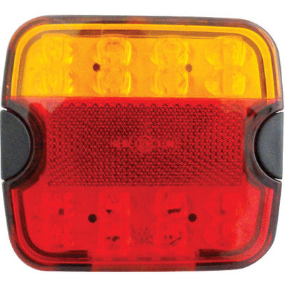 12/ 24v LED Tail Lamp (104 x 95 x 24mm)