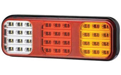 12/ 24v Multi Functional Tail Lamp (284 x 100mm)