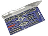 Faithfull 21pc Carbon Steel Tap & Die Set (Metric)