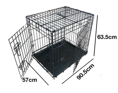 X Large Dog Crate (90.5L x 57W x 63.5Hcm)