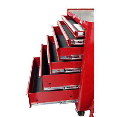6 Drawer Heavy Duty Bottom Cabinet Tool Chest