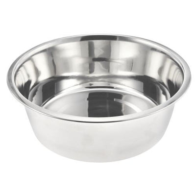 25cm Stainless Steel Dog Bowl (9.75'')