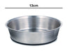 13cm Stainless Steel Non Slip Heavy Bowl (16oz)