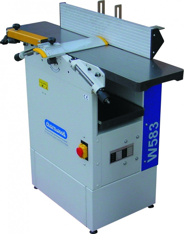 "Charnwood 10"" x 7"" Planer Thicknesser (2HP)"