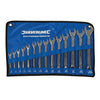 Silverline 14pc Combination Spanner Set (8 - 24mm)